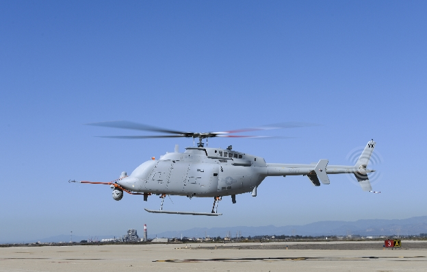 Northrop Grumman MQ-8C Fire-X