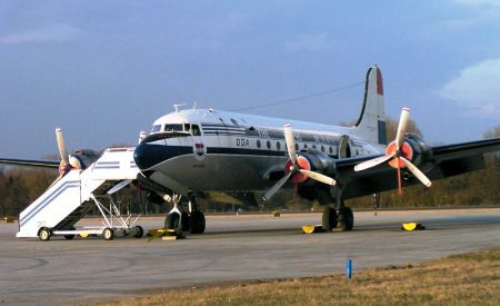 Douglas DC-4 Flying Dutchman
