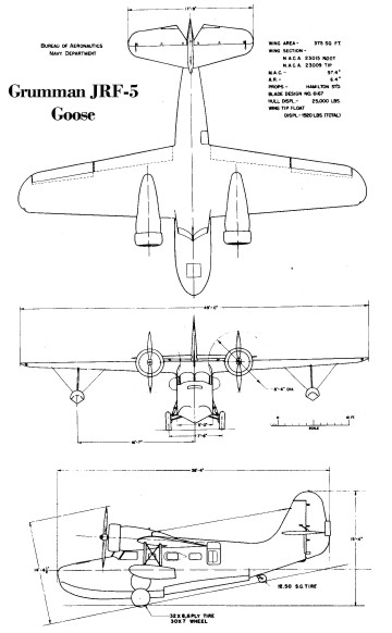 JRF-5 BuAer 3 side view