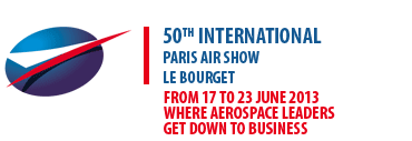 Paris Air Show 2013