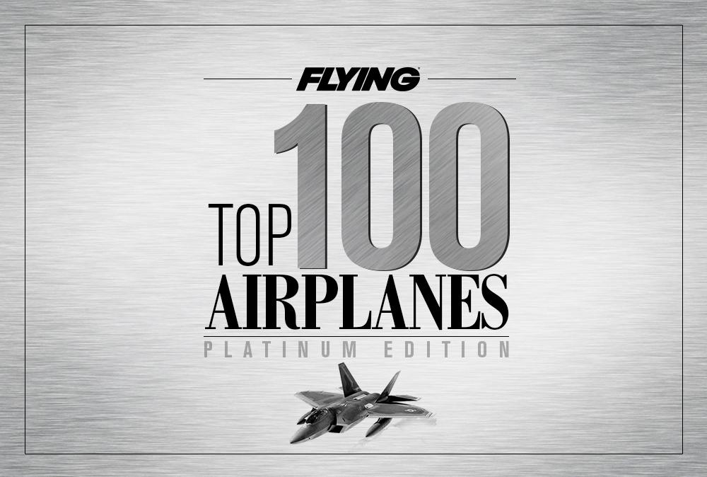Top 100 Airplanes